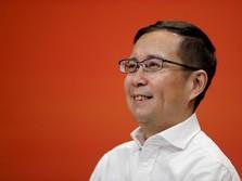 Daniel Zhang, Bos Baru Alibaba Pengganti Jack Ma