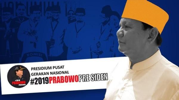 Siasat 2019PrabowoPre Siden