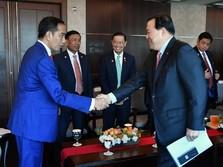 Ke Korsel, Jokowi Gondol Komitmen Investasi Rp 90 T