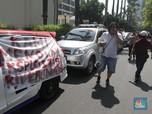 Kuota Taksi Online Akhirnya Diserahkan ke Setiap Provinsi