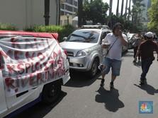 Driver Taksi Online Tak Wajib di Bawah Koperasi dan Korporasi