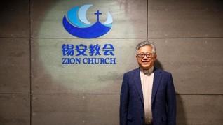 China Larang Gereja Protestan Terbesar di Beijing