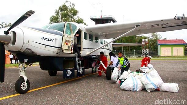 Intip Perjuangan Warga Pelosok Sulsel Bangun Landasan Bandara