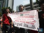 Lagi, Driver Taksi Online Gelar Demo Tolak Eksploitasi