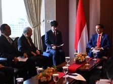 Di Korsel, Jokowi Tantang Samsung Cs Garap Teknologi Baru