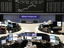 Coba Balikkan Posisi, Bursa Eropa Menguat di Sesi Awal