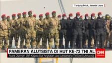Peringatan HUT ke-73 TNI AL