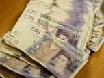Tak Tertahan, Poundsterling Masih Perkasa Lawan Dolar AS