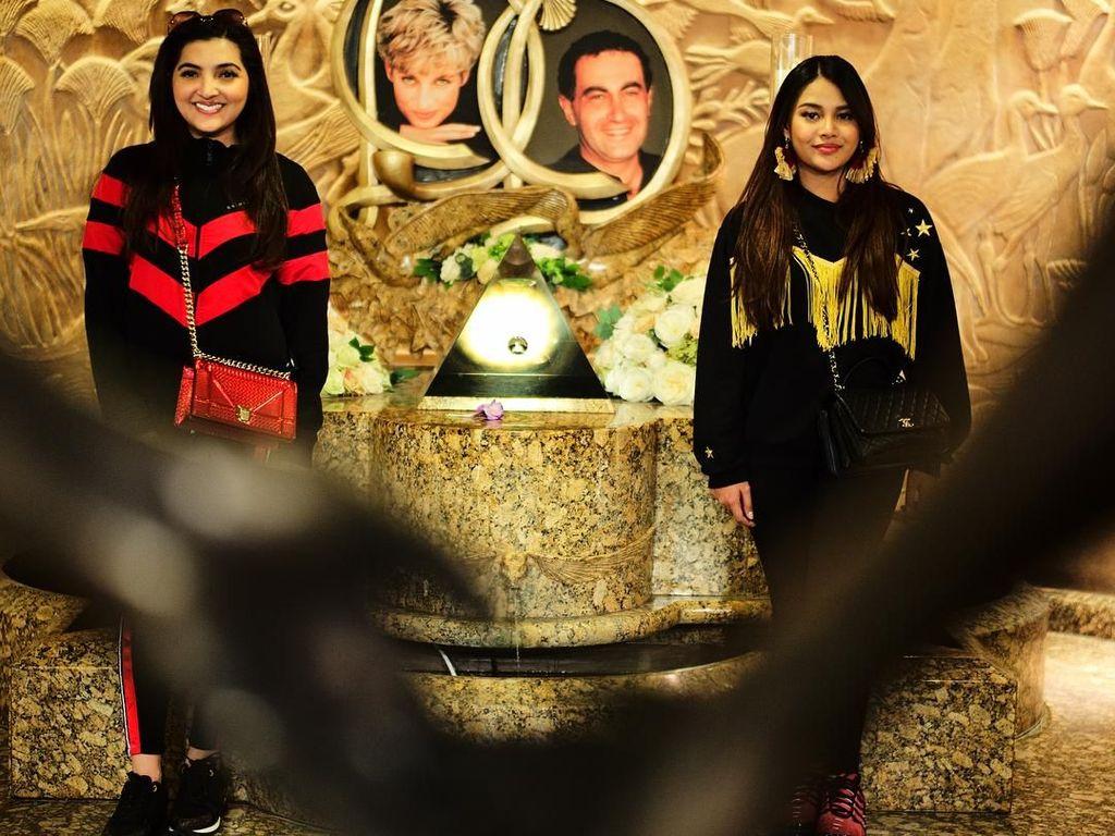 Intip 10 Gaya Mewah Ashanty yang Sukses Bisnis Kosmetik hingga Resto
