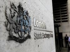 Aksi Jual Global Menular hingga Bursa Eropa
