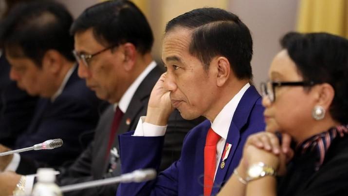 Presiden Joko Widodo menekankan pentingnya peran pemuda dan perempuan di era ekonomi digital