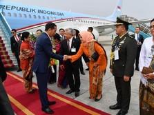 Jokowi: Langkah Terobosan Kendalikan Impor Terus Dilakukan!