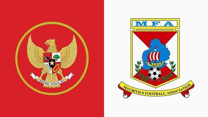 LIVE: Timnas Indonesia vs Mauritius