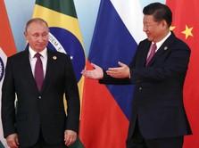 Cekcok Dengan AS, China-Rusia Bikin Proyek Bersama Rp 1.485 T