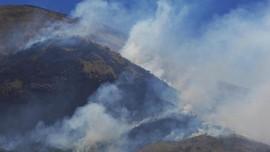 Kebakaran di Sumbing-Sindoro Hanguskan 484 Hektare Lahan