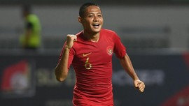Evan Dimas Resmi ke Persija Jakarta