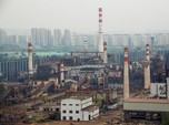 Darurat Polusi, Pabrik Baja Terbesar China ini Dinonaktifkan