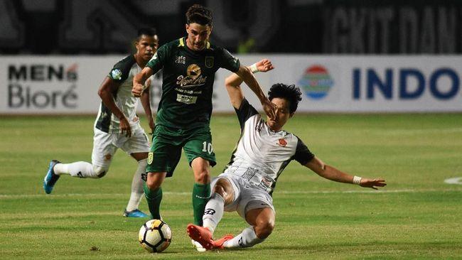Klasemen Sementara Liga 1 2018 Usai Persebaya Kalah