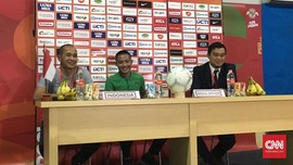 Timnas Indonesia Sukses Eksploitasi Kelemahan Mauritius