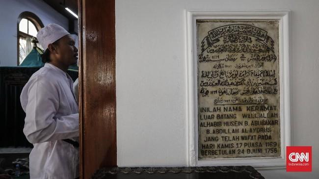 Mulanya masjid ini adalah surau yang dimiliki oleh Habib Husein. (CNN Indonesia/Adhi Wicaksono)