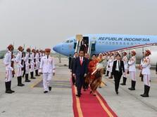 Di Hadapan Parlemen Vietnam, Jokowi Sampaikan 3 Isu
