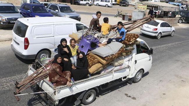 PBB: Serangan ke Idlib Picu Bencana Kemanusiaan Terburuk