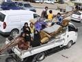 Suriah Buka Perbatasan dengan Yordania