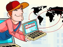 6 Negara Asal Impor Laptop RI