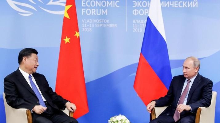 Rusia dan China tampaknya sedang memperkuat hubungan ekonomi