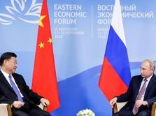 Ini Bukti China dan Rusia Makin Mesra