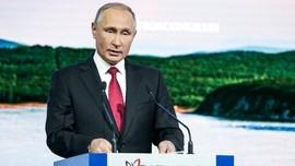 Presiden RusiaKunjungiLatihan Militer GabunganRusia-China