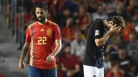 Pelatih Kroasia: Kami Menyerah Saat Tertinggal 0-2