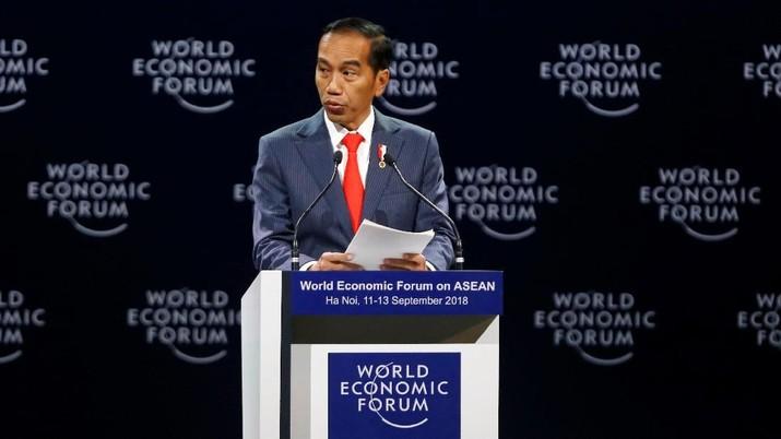 Jokowi Sebut Dunia Hadapi Thanos, Ini Pidato Lengkapnya