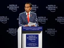 Jokowi Sebut Ada 'Thanos' yang Mau Hancurkan Ekonomi Global!