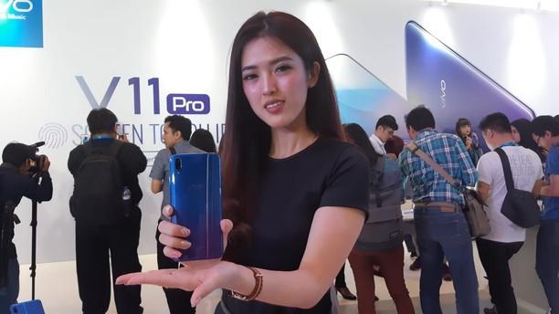 Lebih Dekat dengan Vivo V11 Pro