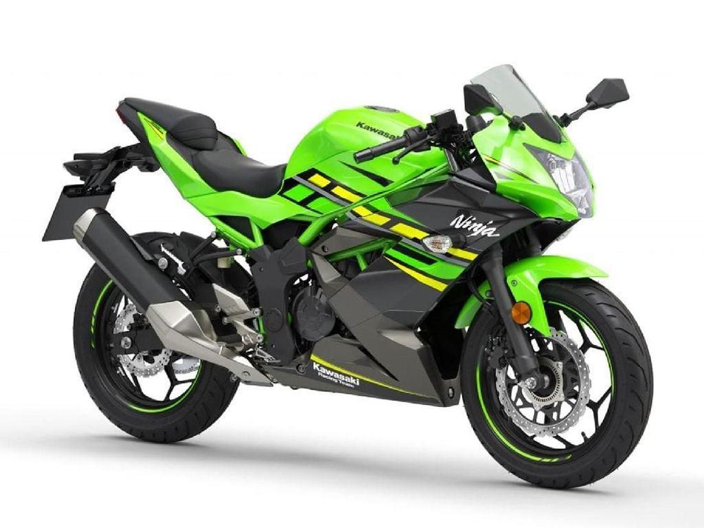 Mulai dari bentuknya yang ramping, model fascia yang agresif, hingga sasis teralisnya yang bikin kedua motor sport tersebut tampak kekar. Foto: Dok. Kawasaki