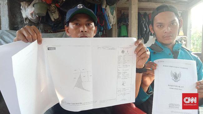 Cerita Eko Purnomo, Pemilik Rumah Terhalang Tembok Tetangga
