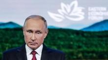 Penembakan Massal di Kampus Rusia, Putin Salahkan Globalisasi