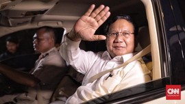 Tiru Trump, Prabowo Suarakan 'Make Indonesia Great Again'