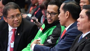 Jokowi Imbau Startup Bantu Pemasaran Produk Usaha Mikro