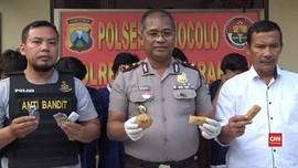 VIDEO: Modus Baru Peredaran Narkoba di Surabaya