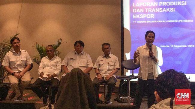 Menteri BUMN Dorong Holding Tambang Lakukan Hilirisasi