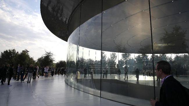 Melihat Steve Jobs Theater, Tempat Hajatan Peluncuran iPhone