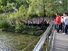 Ini Sungai di Korea yang Mau Ditiru Jokowi-Ridwan Kamil di RI