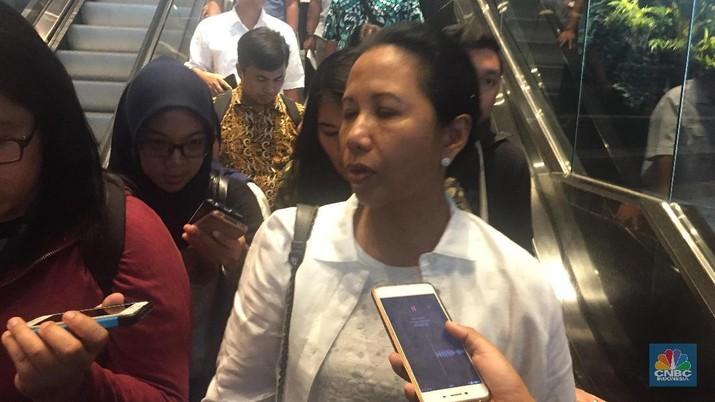 Menteri Rini ternyata di balik penundaan kenaikan harga BBM premium