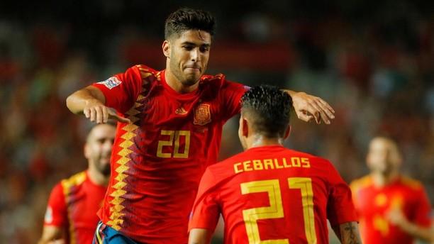 Spanyol Permalukan Runner-up Piala Dunia 2018