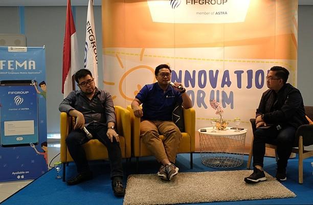 Mendorong Ekonomi Lewat Inovasi