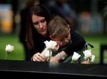Duka Selimuti Peringatan 17 Tahun Tragedi 11 September