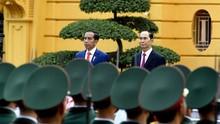 Jokowi Turut Berduka atas Meninggalnya Presiden Vietnam