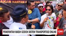 Pemerintah Masih Godok Sistem Transportasi Online